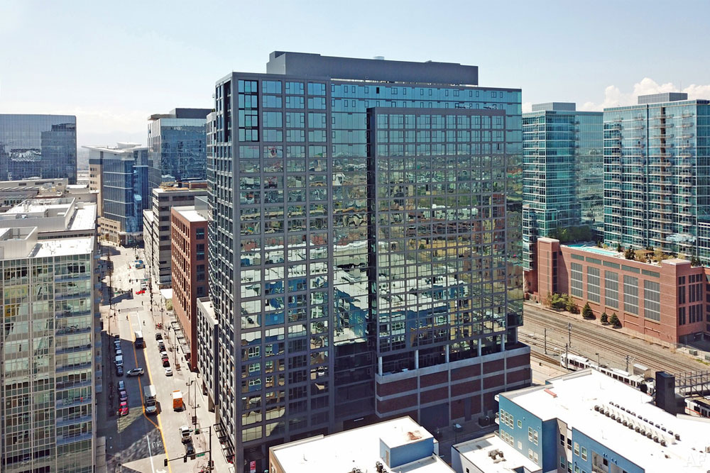 MV Consulting Marcus Vahling Denver Colorado Electrical Engineers Engineering Firm Architecture Construction Metro Mixed Use Dairy Block Cherry Creek LoDo The Grand Apartments Denver Luxury